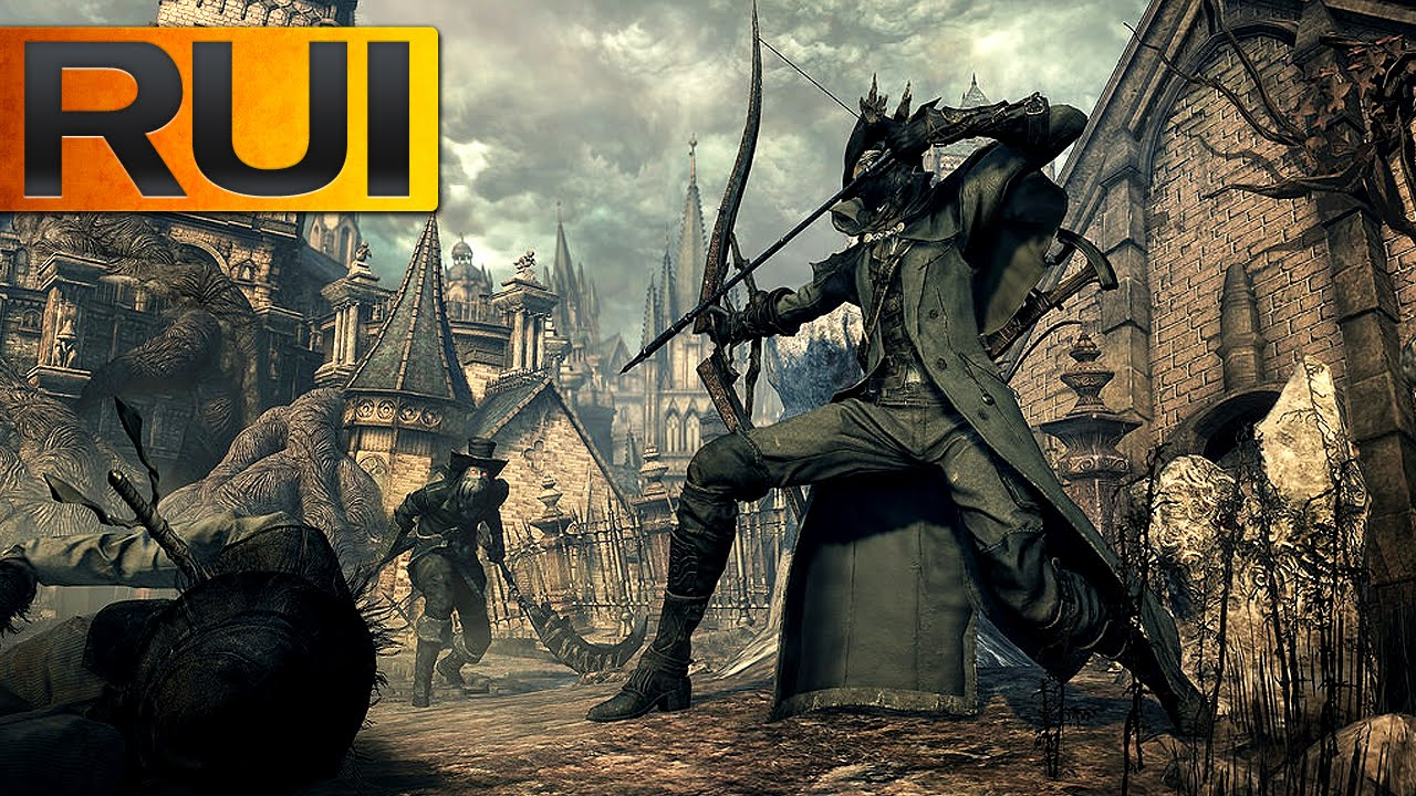 bloodborne the old hunters soulsgiving 2015 quest for simon s