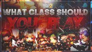 MapleStory 2 - What Classes Should You Play?