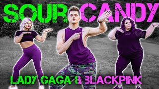 Baixar Lady GaGa, BLACKPINK - Sour Candy | Caleb Marshall | Dance Workout
