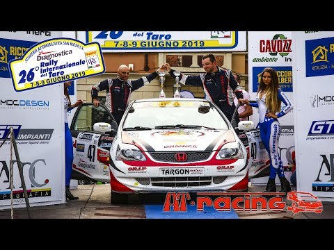 26° Rally Del Taro - M.Targon A.Prizzon #47 - AT Racing 2019