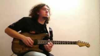 "Spane plays ""Baroque & Roll"" by Yngwie J. Malmsteen"
