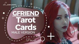 GFRIEND - Tarot Cards -JP ver.-