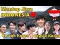 REAKSI CEWEK&COWOK KOREA JALAN-JALAN DI INDONESIA(TANGKUBAN PARAHU)