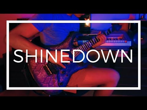 Shinedown Devil   Guitar Remix with Extra Leads