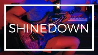 Shinedown Devil | Guitar Remix with Extra Leads