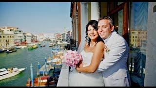 Wedding in Venice - Свадьба в Венеции