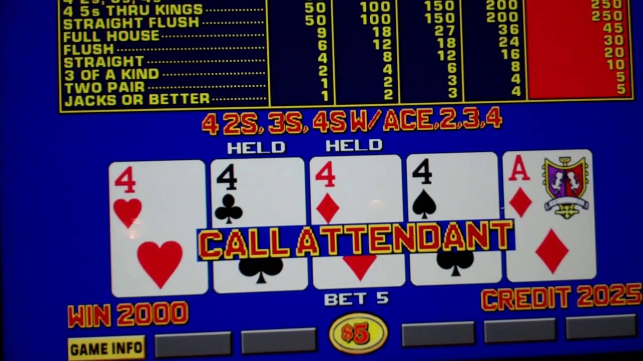 4 5s through kings poker casino gratuit machine a sous columbus