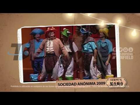 Tiempos de Momo – Sociedad Anónima 2009