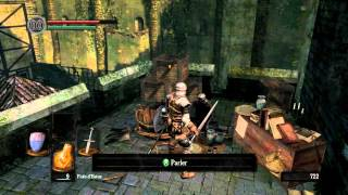 Dark souls PC Gameplay