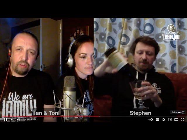 Radio FreakJam Episode 62 - Co-host Stephen Roper