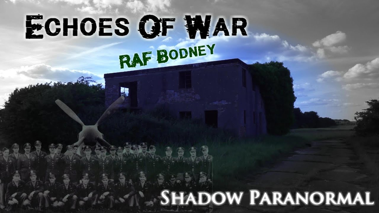 ECHOES OF WAR: HAUNTED WWII CONTROL TOWER | RAF Bodney | S05E05 | Shadow Paranormal
