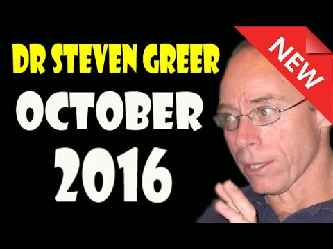 (NEW) Dr Steven Greer October 2016 Update and Q&A