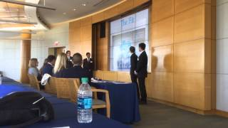 KWHS Investment Competition 2014-2015 Gaithersburg Trojans