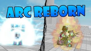 ROBALL'S NEW MAGIC GAME!! | Roblox: Arc Reborn
