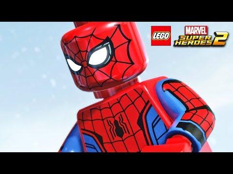 Lego Marvel Super Heroes 2 #02: Deadpool Rosa