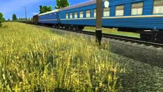 Украинской военной техники на железнодорожных