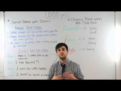 "Breaking Down Behavior Driven Development ""BDD"" PT 2"