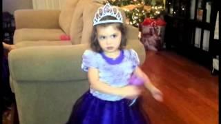 Dancing Princess Elliot