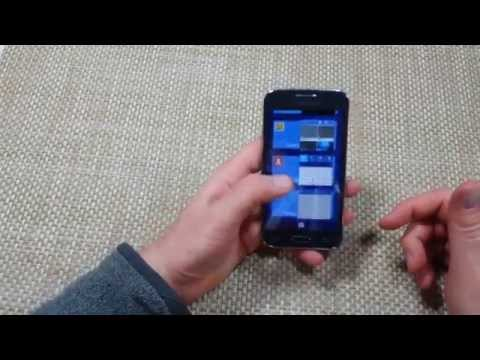 Samsung Galaxy Core Prime How To Close Running Recent Or Background Apps