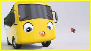 Buster's Wobbly Tooth | Go Buster | Baby Cartoons | Kids Videos | ABCs and 123s