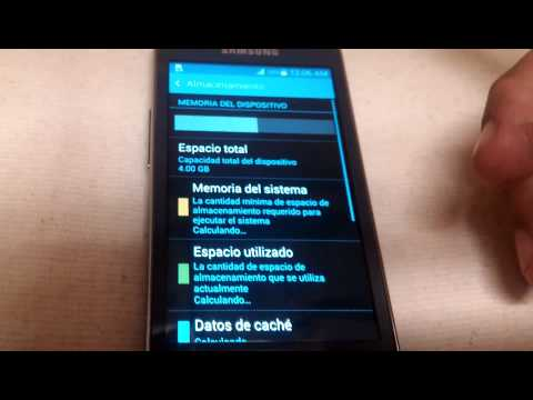 Samsung galaxy Ace 4 Accesorios y funciones básicas
