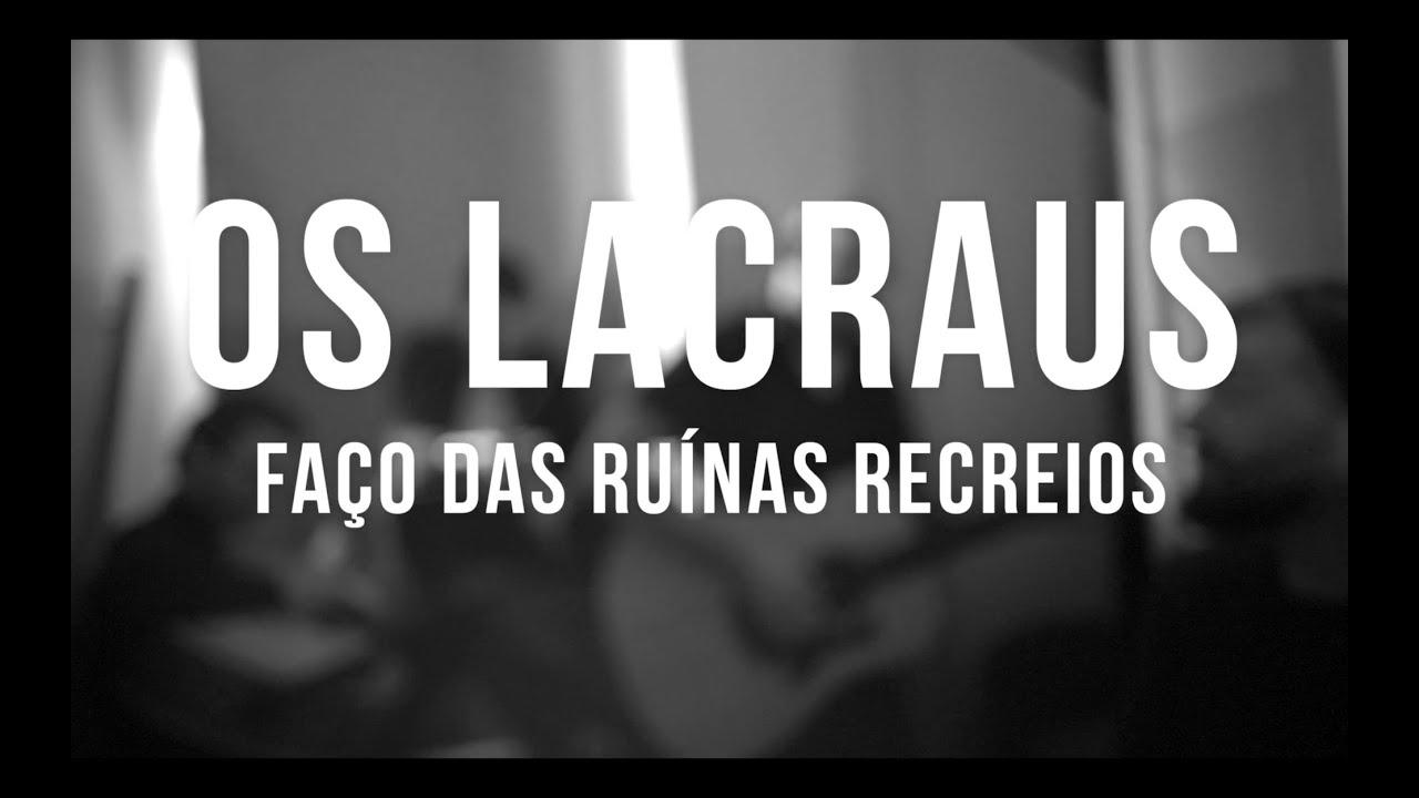"""Joel Silva, junta-se a Os Lacraus, e lançam o single """"faço das ruínas recreios"""""""