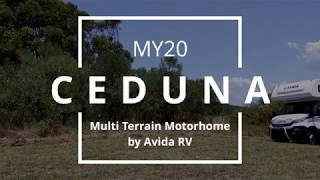 MY20 Ceduna - Avida RV's Best Selling Multi-Terrain Motorhome