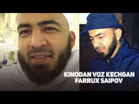 Kinodan voz kechgan Farrux Saipov EXCLUSIVE intervyu berdi!