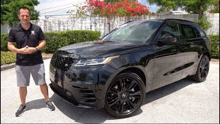 Is the 2021 Range Rover Velar a luxury sport SUV worth the PRICE?