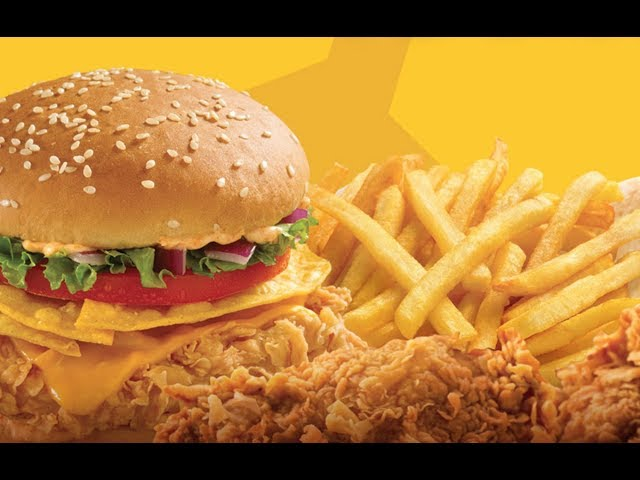 KCHUP MKAN: So So Jalal Pedo Burger Texas Chicken