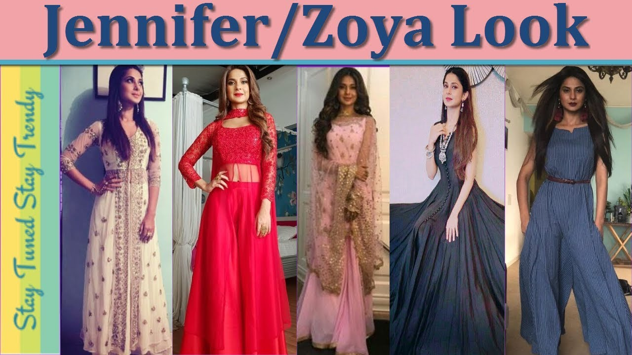 """Bepanah"" jennifer winget dresses COLLECTION 
