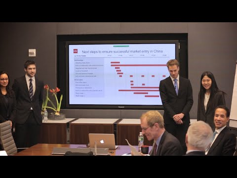 Brandeis University students partner with Infor to deliver unique project