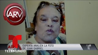 Experta analiza pruebas de que Juan Gabriel estaría vivo | Al Rojo Vivo | Telemundo