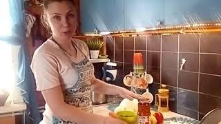 Супер быстрые, супер вкусные постные щи с фасолью в томате! Готовьте с нами!)))