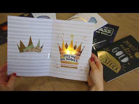Musikkarte - Party-Queen 26415