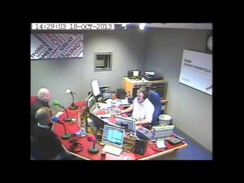 John Hales radio interview - BBC Radio Norfolk