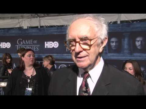 Game of Thrones (season 6): Jonathan Pryce Exclusive Premiere Interview