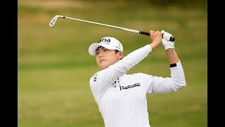 Sung Hyun Park Round Three Highlights 2018 Ricoh Women's British Open