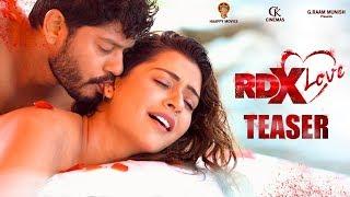 RDX Love Teaser    Paayal Rajput, Tejus Kancherla, C Kalyan    Haappy Movies