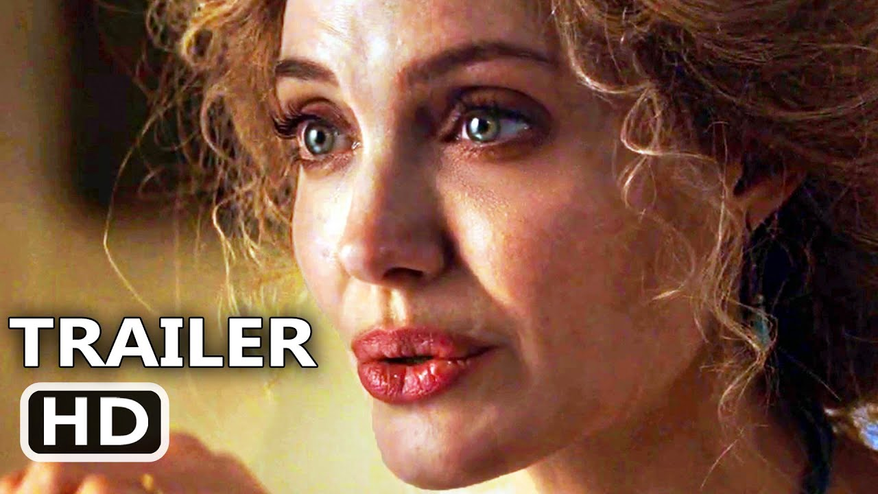COME AWAY Official Trailer (2021) Angelina Jolie, Fantasy Movie HD