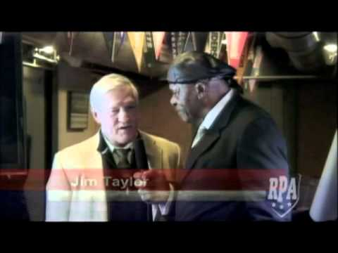 Legendary Green Bay Packer RB Jim Taylor talks to Carl Eller about the need for change