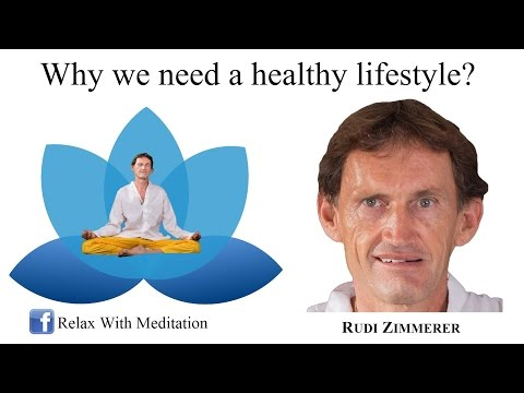 Why we need a healthy lifestyle?