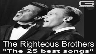 """The Righteous Brothers """"The 25 best songs"""" GR 020 / 17 (Full Album)"""