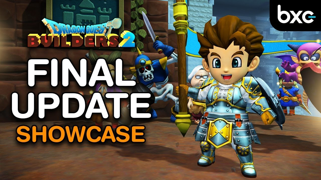 Dragon Quest Builders 2 Construire Une Station Thermale By