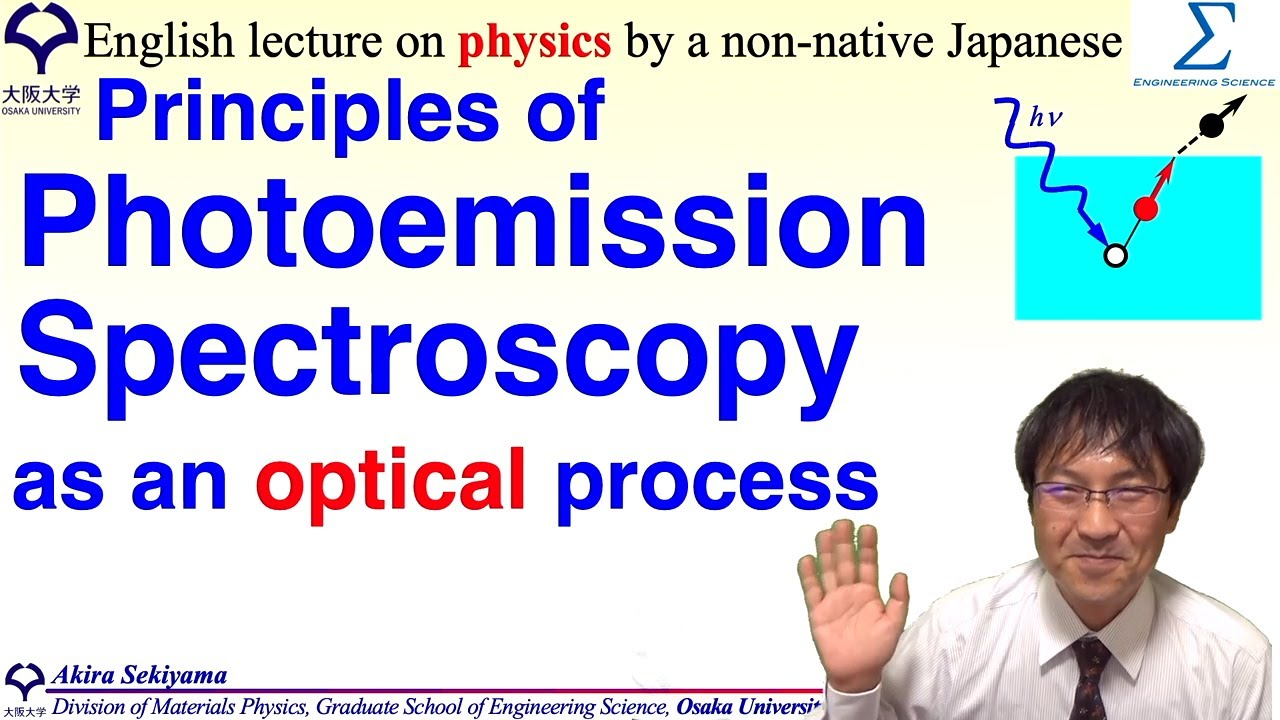 Principles of photoemission spectroscopy as an optical process