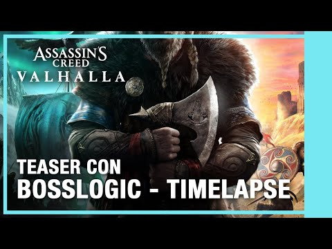 assassin's-creed-valhalla---teaser-oficial-con-bosslogic-|-timelapse