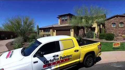 Arizona Exterior Home Painting & Stucco Repair by CertaPro Painters®