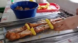Шашлык из толстолобика. Silver Carp Kebab