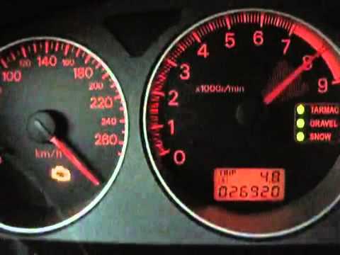 Mitsubishi Lancer Evo VIII Acceleration 0-300km/h - YouTube
