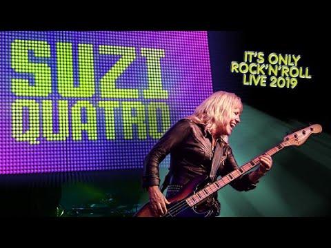 Suzi Quatro |  Newcastle Entertainment Centre | 8 Nov 2019